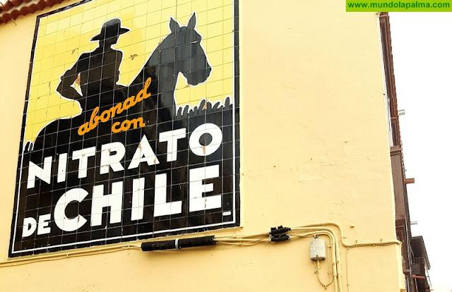 """El PP denuncia el """"absoluto abandono"""" del Mosaico de Nitrato de Chile"""