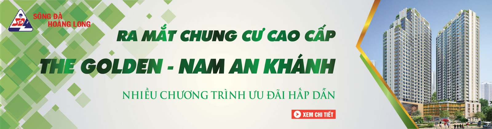Chung cư The Golden An Khánh