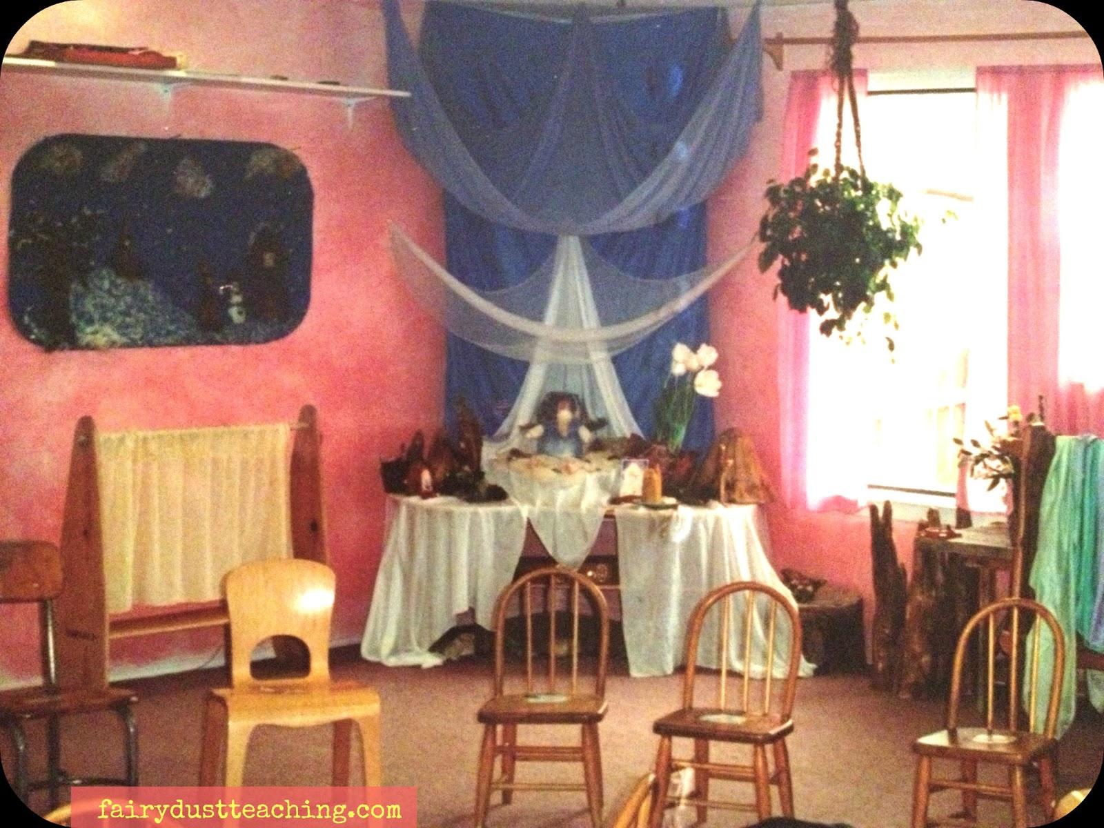 Waldorf Classrooms Fairy Dust Teaching