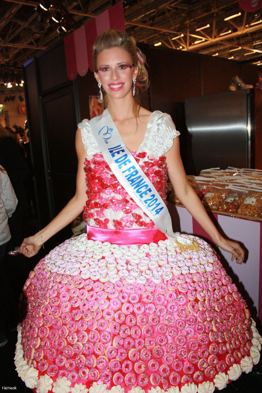 Margaux Savarit Miss Ile de France 2014
