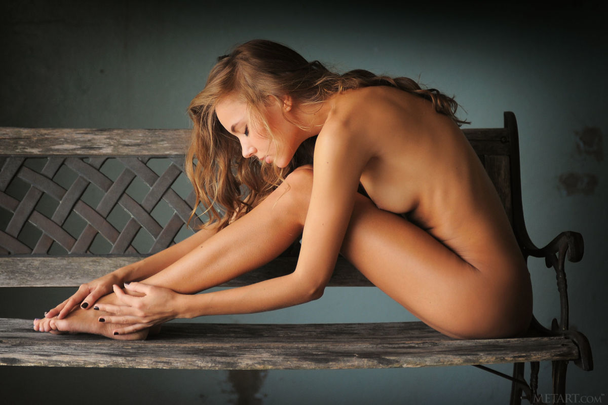Mellia - Random Nude Girl-6797