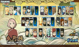 Download Naruto Senki Mod by M lqbal M Apk
