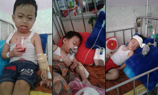 6 Bulan Dirawat! Karna Kelalaian Seorang Dokter, Derita Balita Asal Tenggarong Tak Kunjung Sembuh Hingga Menyentuh Hati Netizen