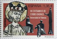 VIII CENTENARIO DE LOS ESTUDIOS GENERALES, UNIVERSIDAD DE PALENCIA