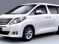 Unicar Rental Alphard Bekasi