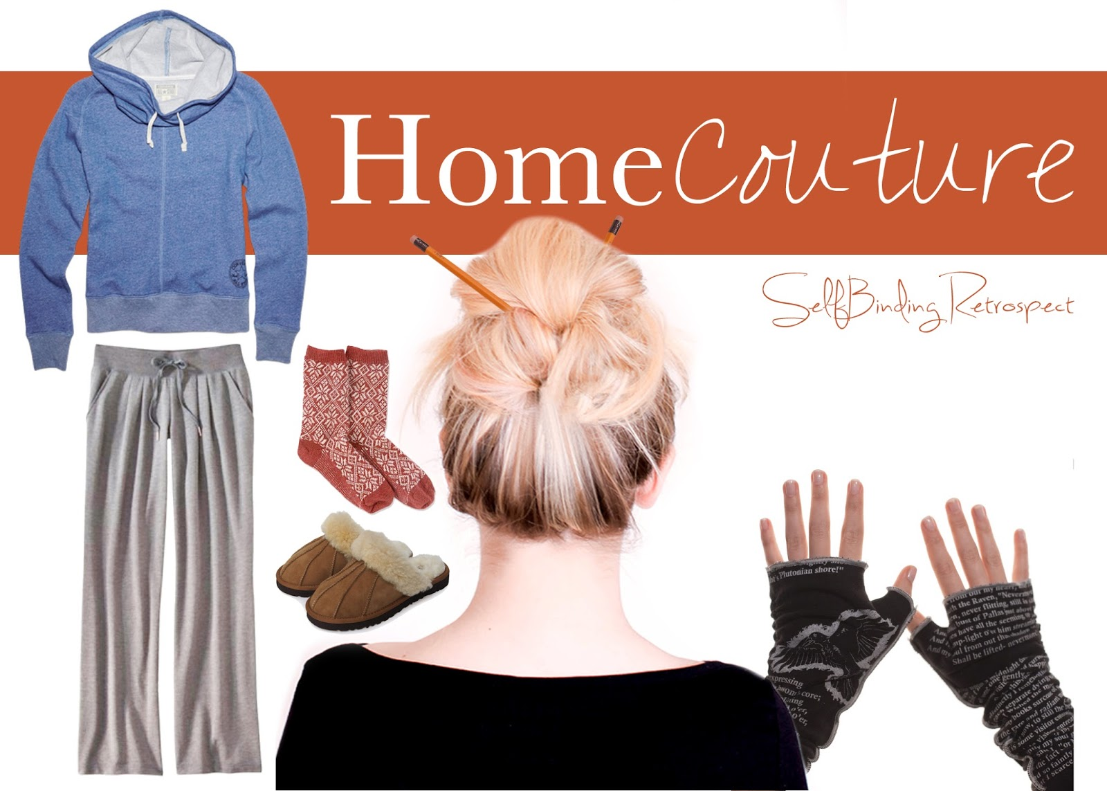 home couture - home writing uniform