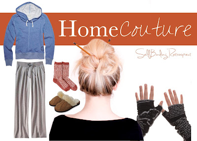 home couture - home writing uniform
