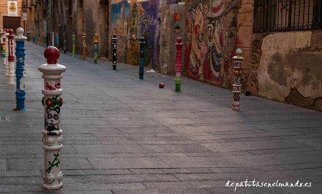 Calle de los Pivots, Tarragona