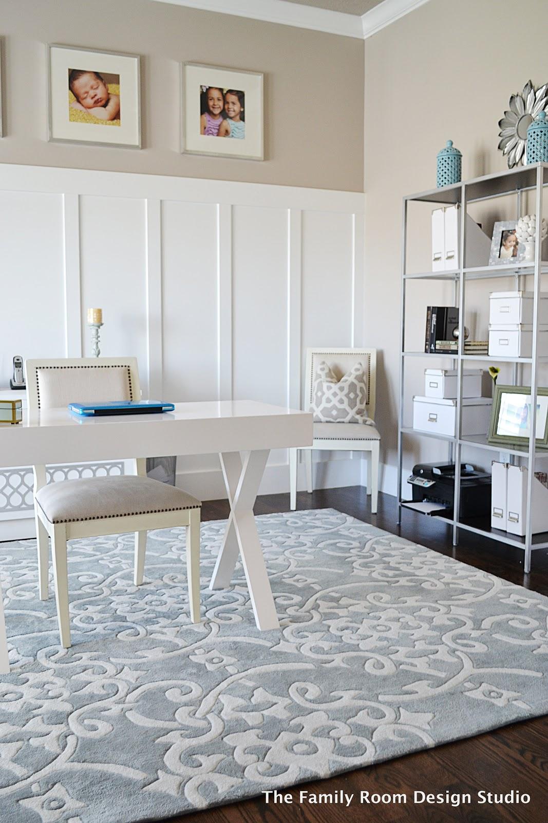 My New Home Office Progress and an Ikea Hack  Sita Montgomery Interiors