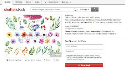 Cara Mudah Membeli Gambar Shutterstock