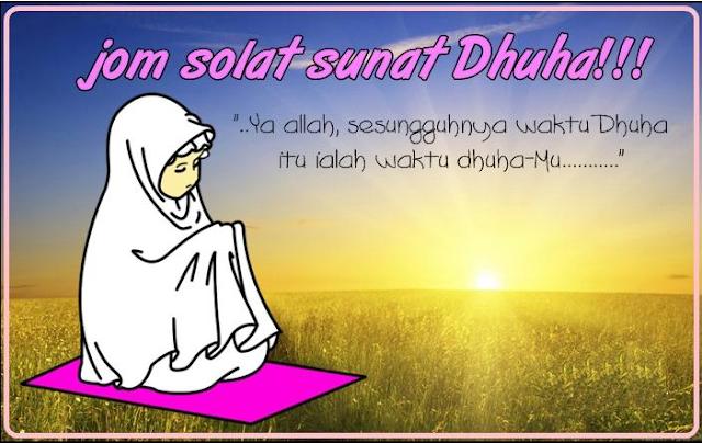 Manfat Sholat Dhuha