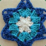 Granny Estrella a Crochet