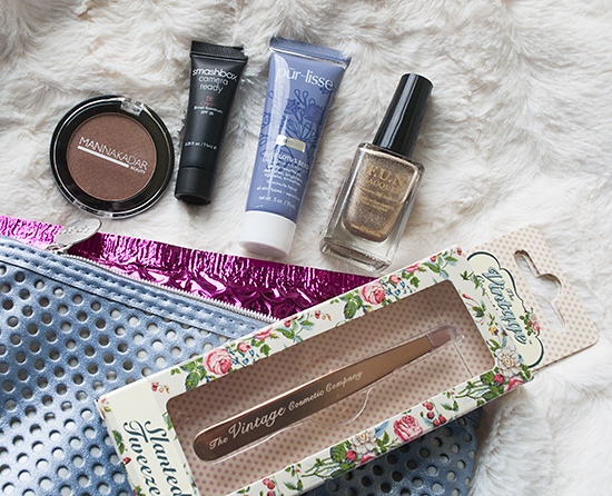 January 2017 ipsy Glambag: Metropolis, ipsy, january 2017 ipsy glambag