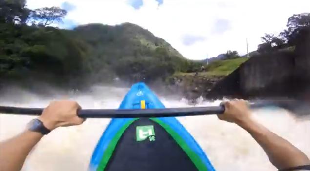 Rafting, canoagem em Rio dos Cedros