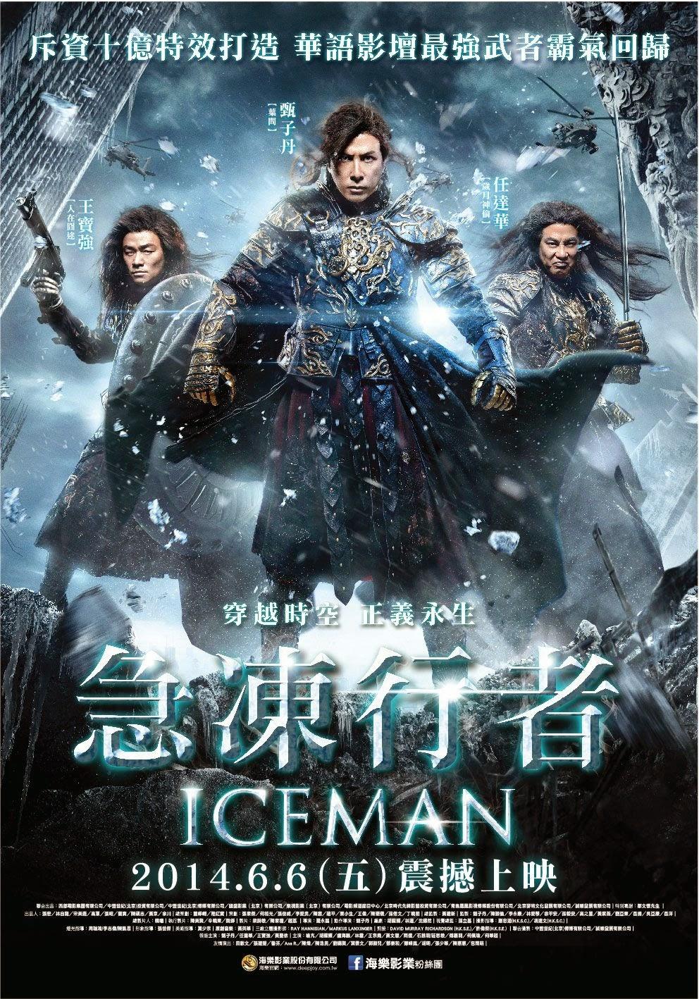 Iceman 2014 Brrip ταινιες online seires oipeirates greek subs