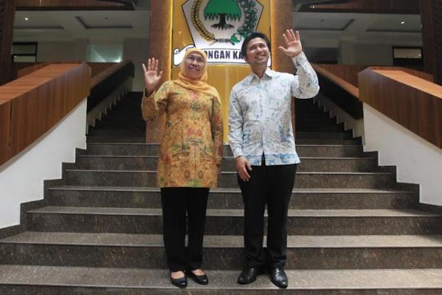 Jelang Pilgub Jatim 2018, Menteri Khofifah Bersurat ke Presiden, Ini Isinya