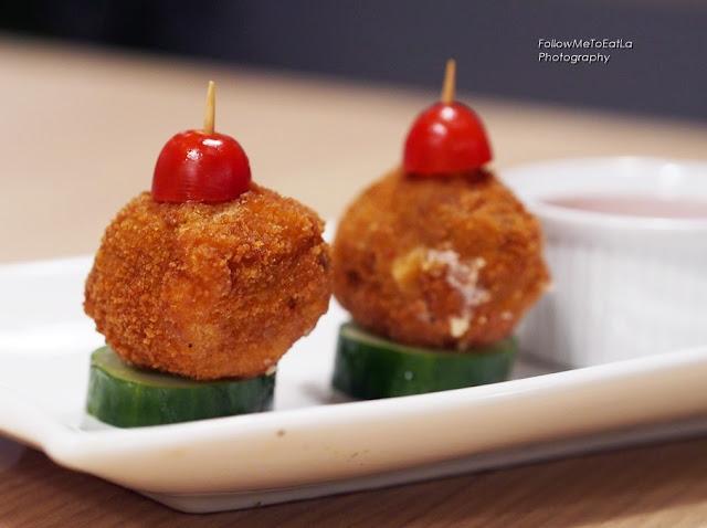 Golden MeatBalls RM 16