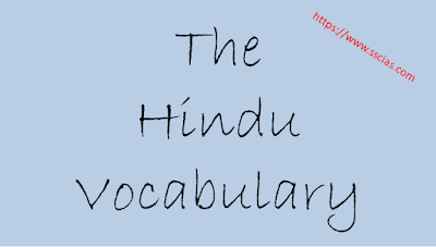 the-hindu-vocabulary-29-august-2018
