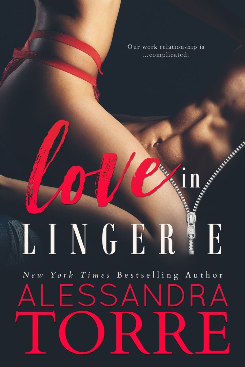 Best romance novels: Love in Lingerie by Alessandra Torre