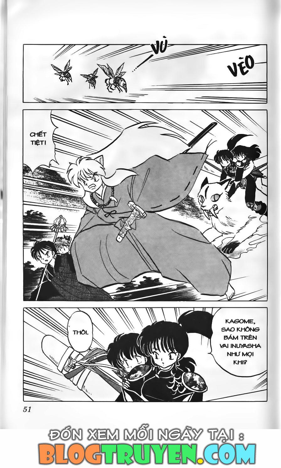 Inuyasha vol 13.3 trang 12
