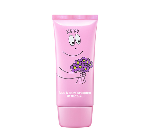 Barbapapa Face&Body Suncream SPF50+ PA+++