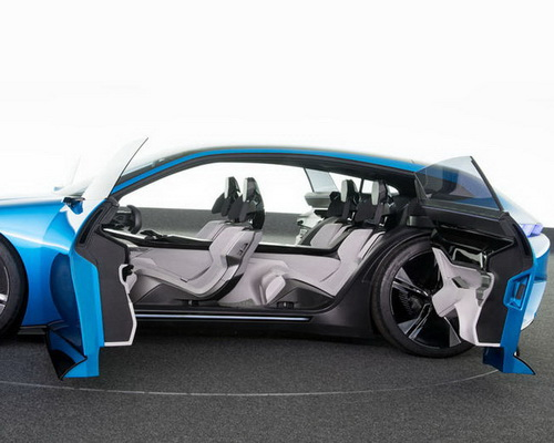 Tinuku Peugeot Instinct concept brings latest technology autonomous car and learn user habits to manage system