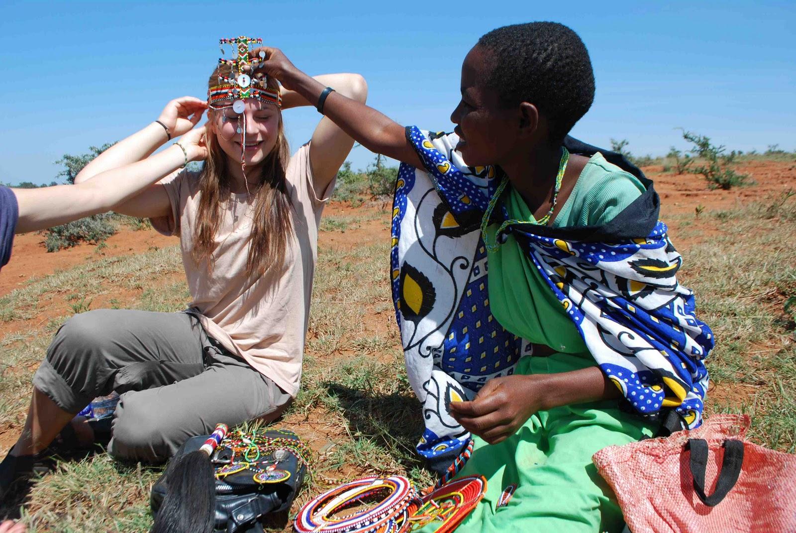 Verden ifølge Gry: Den mobile Masai