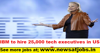 IBM-hire-25,000-tech-executives
