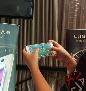 Review LUNA G55 Smartphone Badak Yang Overprice
