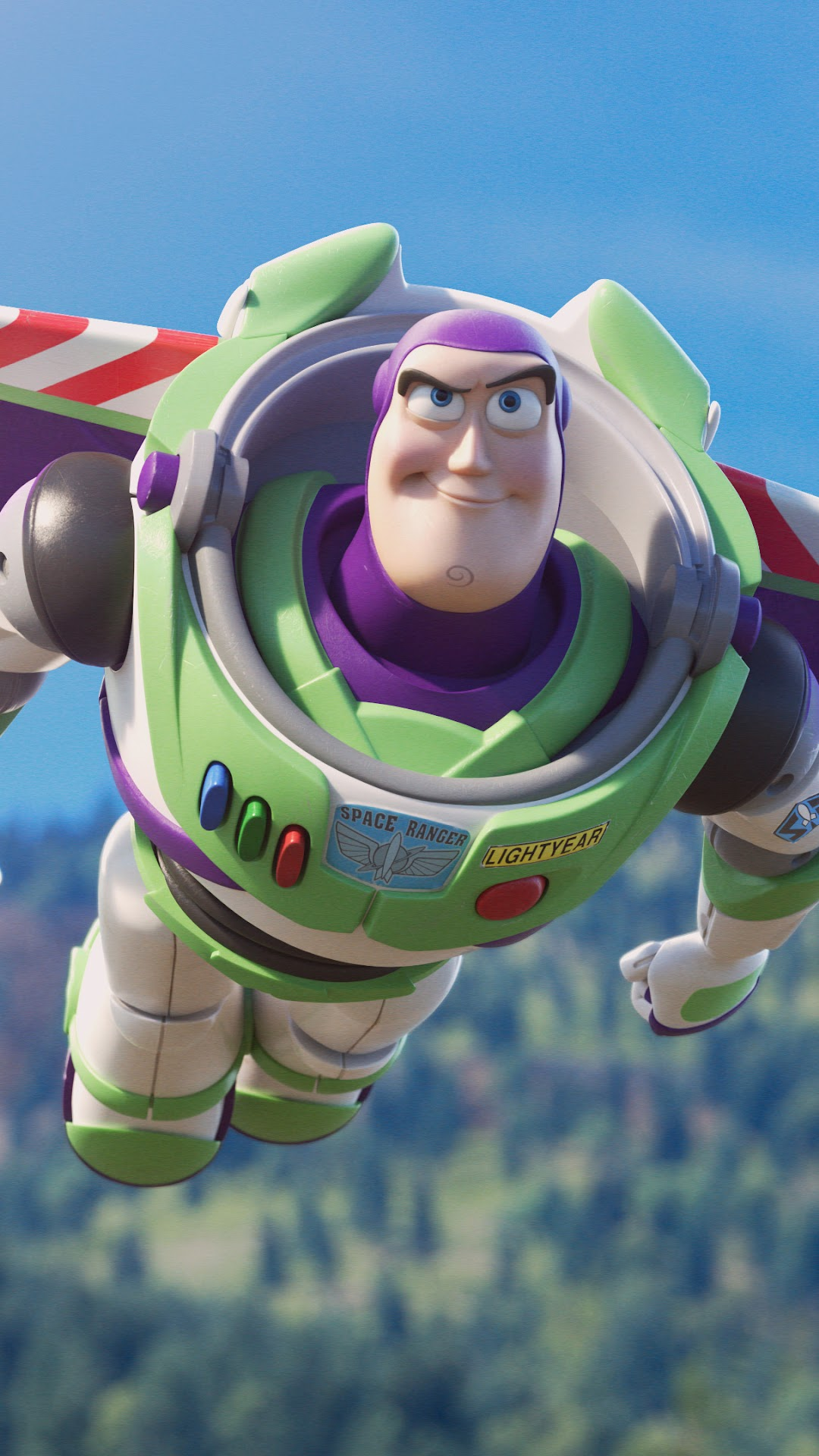 Buzz Lightyear Toy Story 4 4k Wallpaper 25