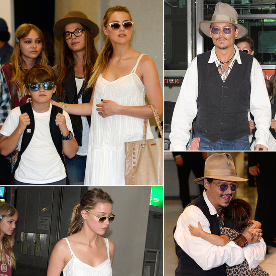 Chatter Busy: Johnny Depp And Amber Heard Take His ...