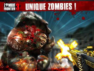 Zombie Frontier 3 Terbaru Mod Apk v1.69 (Unlimited Money)