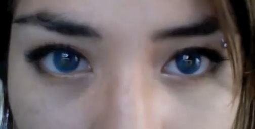 Eye Colors Freshlook Colorblends Brilliant Blue Contacts
