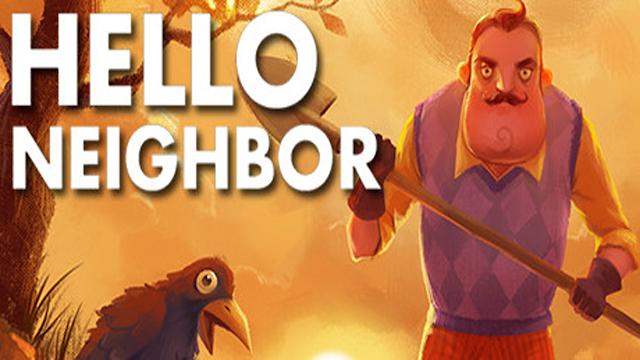 تحميل لعبة hello neighbor alpha 1