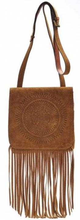 Granada Crossbody Fringe Handbag