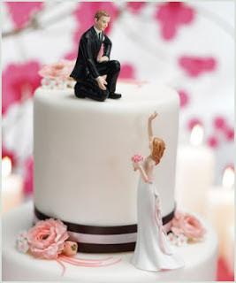كيك عيد زواج