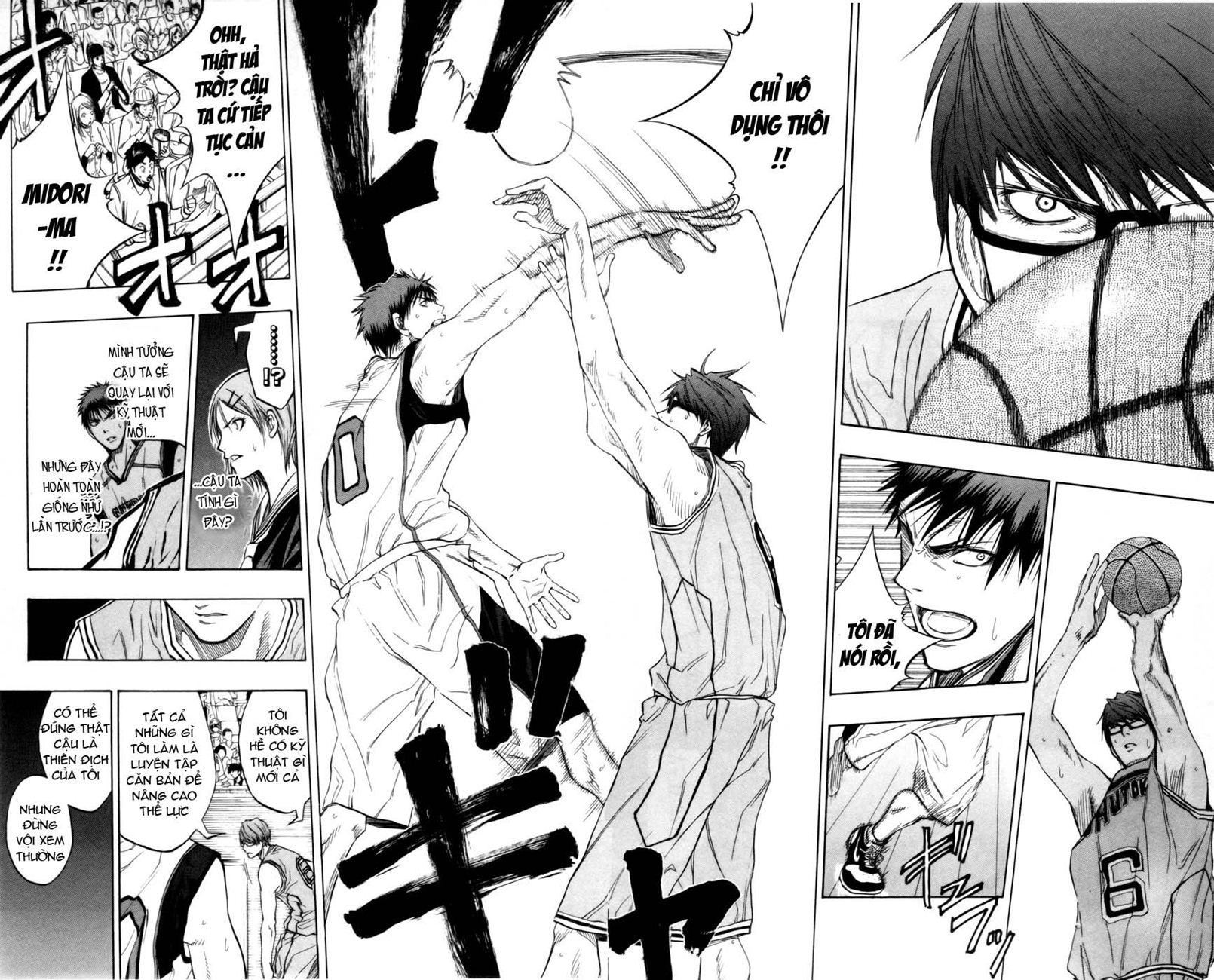 Kuroko No Basket chap 086 trang 14