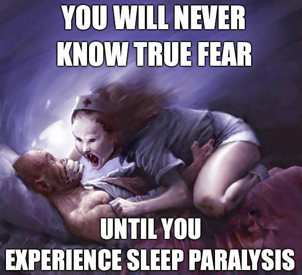 Sleep Paralysis | Ghost Confessions Stories