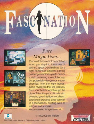 FASCINATION (COMMODORE AMIGA)