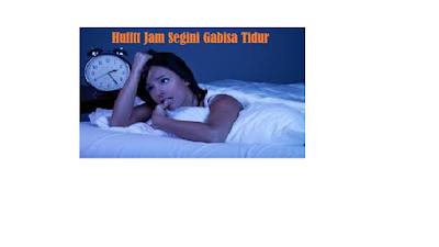 5 Tips Mudah Mengatasi Insomnia Atau Susah Tidur Pada Malam Hari
