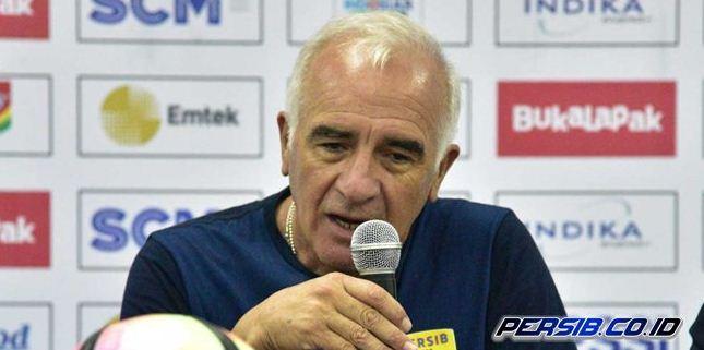 Persib Bandung Akan Rombak Formasi Pemain Menjelang Liga 1 2018