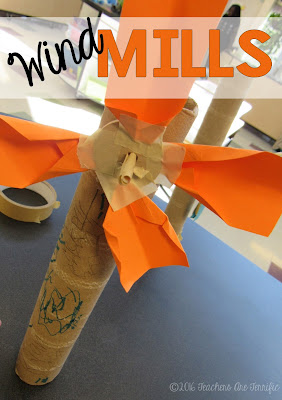 STEM Challenge: A fan-tastic STEM task that uses wind power! Students build a windmill using their choice of a center wheel and blades they design! Will the wheel turn?