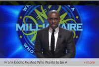 Popular TV Game show Who Wants To Be A Millionaire suspended indefinitely.