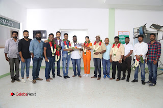 Nenjamellam Kadhal Tamil Movie Pooja Stills  0037.jpg