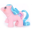 My Little Pony Sniffles Year Six Newborn Twin Ponies II G1 Pony