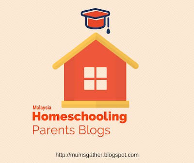 Malaysia Homeschooling Parents Blogs