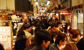 Inilah Nishiki Market Tempat Wisata Kuliner Di Jepang