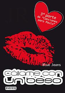 ebook libro pdf Canciones Para Paula 3 Callame con un beso de Blue Jeans