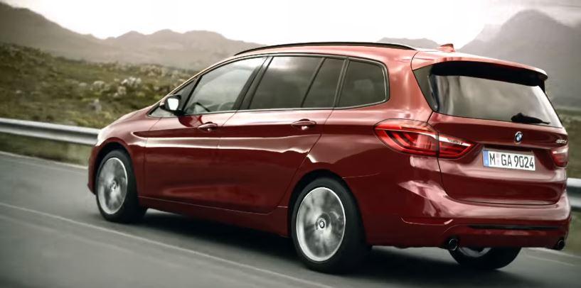 Canzone BMW Easylife Plus con portabagagli che si apre col piede Pubblicità | Musica spot Ottobre 2016