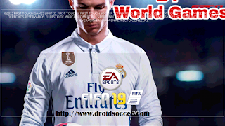 FTS Mod FIFA 19 by WorldGames